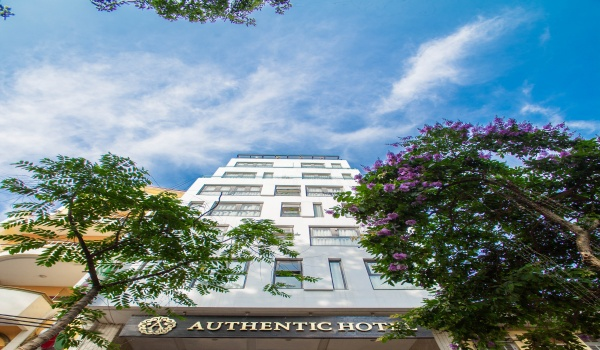 Authentic Hanoi Hotel