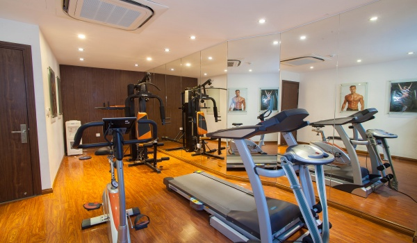 Authentic Hanoi Hotel GYM